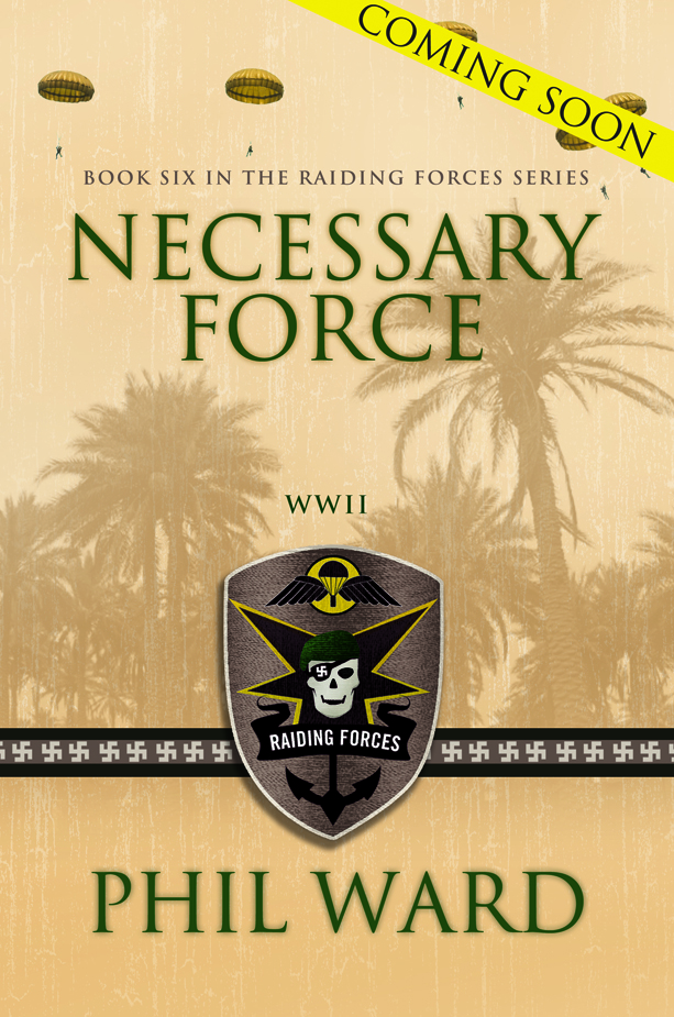 Raiding Forces Series Necessary Force Preview